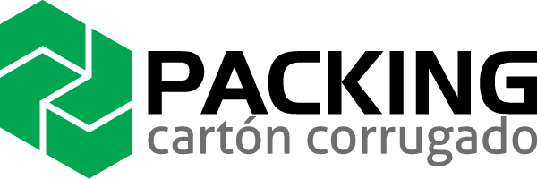 Logo Packing SAS Cartón corrugado